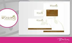 Heartiest Congratulations to SilverPine  brand for their #brand#logo created by us. — at Barkha's Brand Clinic.