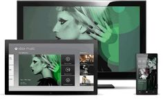 Microsoft Xbox Music on October 16