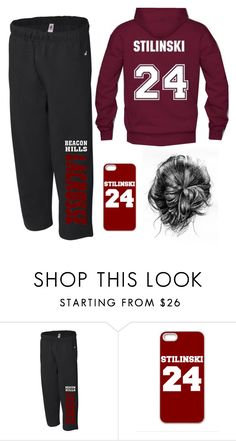 """Teen Wolf Watching Outfit"" by marisaborek ❤ liked on Polyvore featuring Beacon"