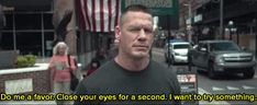 micdotcom:  Watch: John Cena continuesSo lets try this one...