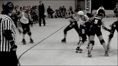 You Should Be Watching More Roller Derby Footage — Pivot holds