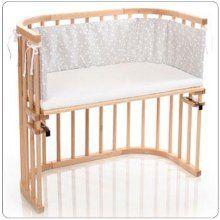babybay maxi 160102 - Beistellbett / Baby-Bettchen 'Das Große', weiß lackiert: Amazon.de: Baby