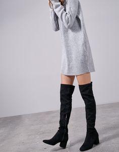 Vestito con cappuccio