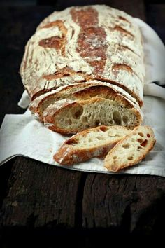 Bread - no recipe - just a picture of bread ...