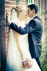 Kirchliche Hochzeit von Anette und Thomas Welzel in Rechterfeld