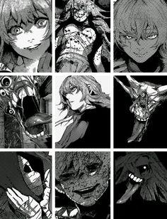 Eto is batshit crazy Manga Tokio Ghoul, Tokyo Ghoul Manga, Yoshimura Tokyo Ghoul, Manga Art, Anime Art, Arte Horror, Cute Anime Pics, Fanart, Neon Genesis Evangelion