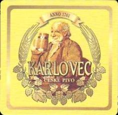 Czech Beer Coaster - Karlovec. Newly added on Colnect. @ http://colnect.com/aff/da_1/beer_coasters