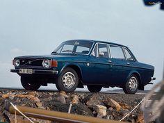 Volvo 144 de luxe 1973-74