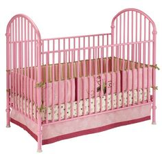 overstock add a classic touch to your nursery with this adorable pink crib from - Oeuf Sparrow Crib
