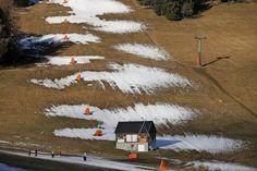 Глобалното затоплување и влијанието врз снежните спортови - K4T.mk