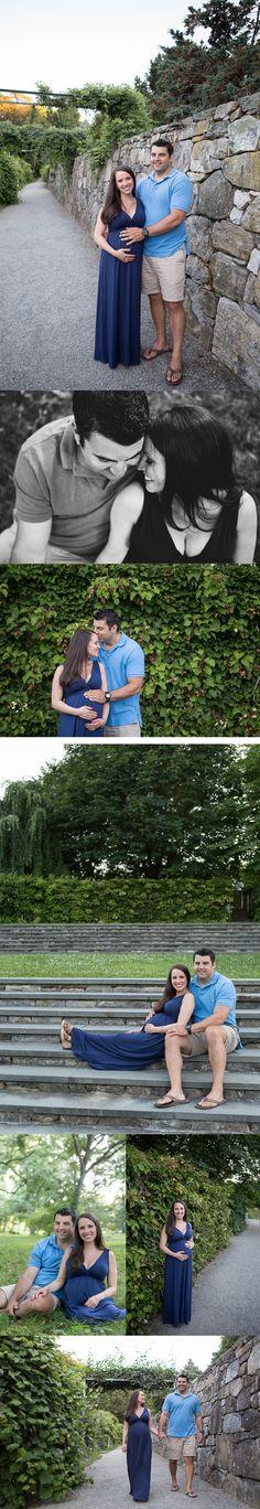 Boston Maternity Session | Arnold Arboretum