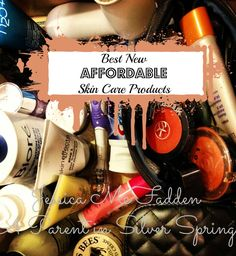 These discount skin care products are amazing!
