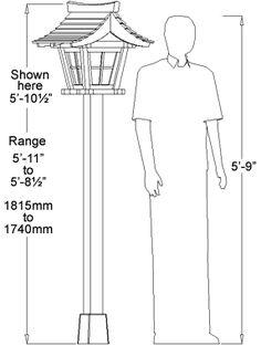 About the design of Japanese garden lantern's traditional styled wooden lanterns Stone Lantern, Roof Lantern, Lantern Post, Japanese Garden Lanterns, Japanese Gardens, Different Shades Of Red, Japan Garden, Parts Of A Flower, Wooden Lanterns