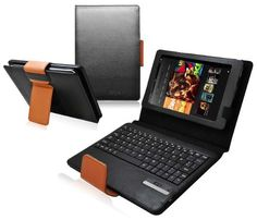 CrazyOnDigital Ionic Bluetooth Keyboard Tablet Stand Leather Case for Amazon Kindle Fire HD 8.9 Kindle Fire HD Tablet -Black Brown by CrazyOnDigital, http://www.amazon.com/dp/B0098QIBF8/ref=cm_sw_r_pi_dp_DjtSqb1VQ11Y6