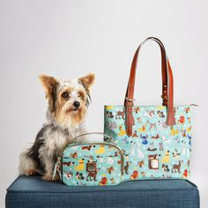 Disney Dogs Dooney and Bourke Available Online NOW!