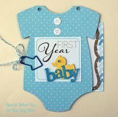 First Year Baby Mini Album - Scrapbook.com