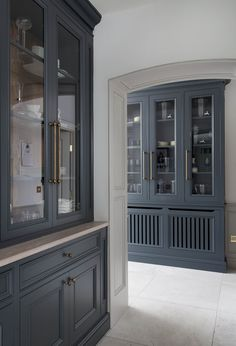 Woodale - Provencal  KItchen Dresser