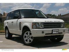 2004 Range Rover - Google Search