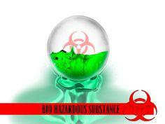 Bio Hazardous Substance