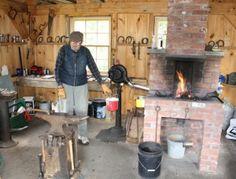 Benson Blacksmith Shop, Kennebunkport, ME