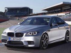 BMW M5 2014.
