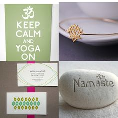 Get Your Om On: Etsy Finds For the Yoga Lover