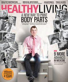 Healthy Living October 2013