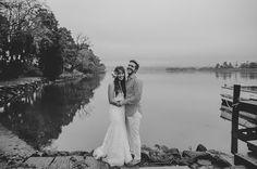 Hello May Real Wedding. ELISHA   DEAN.  Mitch Pohl. Merci Bouquet.