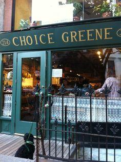 Choice Greene 場所: Brooklyn, NY
