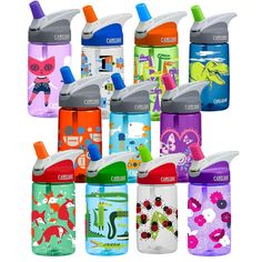 Camelbak Eddy Kids Drink Bottles- 400 mls