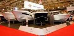 El Jeanneau NC 14 ha sido elegido barco a motor del año dentro de los premios Motor Boat Design Awards, del Salón Náutico de París.