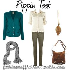 """Pippin Took"" by fashionsoffiction on Polyvore"