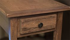 End Table with Remote Drawer - buildsomething.com Woodworking End Table, End Tables, Remote, Drawers, Shelf, Home Decor, Mesas, Shelving, Decoration Home