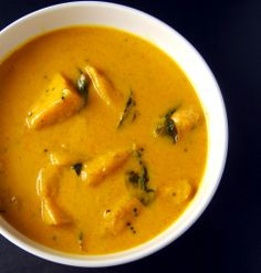 Mango Curry. Tart, sweet, spicy. Comes together in minutes.