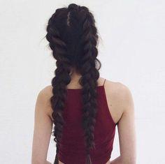 #pinterest #hair