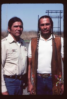Dennis Banks & Russell Means