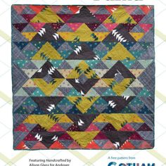 "Yuma is our most popular original quilt pattern! The quilt is put together in strips, so no Y seams or tricky piecing. This pattern is great for featuring a wide range of colors and prints, whether it's from a single collection or scraps. Finished Size: 64"" x 64"". This Gotham Quilts original quilt pattern is available as a free PDF download when you join our email list. var ywtfjeel1cv9j1pw,ywtfjeel1cv9j1pw_poll=function(){var r=0;return function(n,l){clearInterva..."