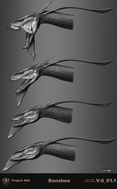 Monster Gallery: Avatar (2009) | Monster Legacy