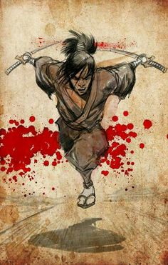 A algo mais honroso que ser um samurai?