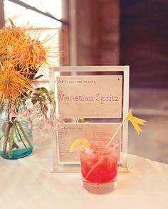 """See the """"A Snazzy Spritz"""" in our  gallery"""