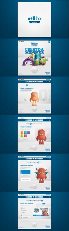 MU Create-a-Monster App  http://www.awwwards.com/web-design-awards/mu-create-a-monster-app
