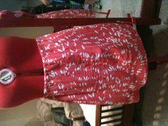Elastic waist skirt (Sew What Skirts)  made 06_24_12