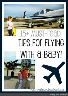 Anyone flying with baby MUST read these tips! One of the most comprehensive lists out there!