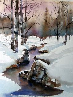 """""""The Creek"""" by Aud Rye"""
