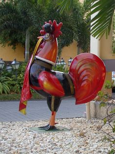 Margy's Musings: Roosters