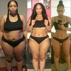 """Are you trying to make a transformation? Whats working for you?   @kek_keish: """"I've been asked how am I staying motivated to continue working out while pregnant. I'm simply staying motivated by reflecting on my progress. the first pic is what my body looked like post csection with my 1st born. I gained over 100 lbs sitn at a whopping 264 lbs!! never worked out and ate very unhealthy. I vowed to myself to never get complacent again with any future pregnancies. the second pic was taken 3…"""