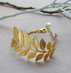 Bonbi Forest Autumn Bracelet....lovely