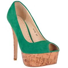 Green Shoes, Sexy High Heels, Guide, Pump Shoes, Pink And Green, Bag Accessories, Peep Toe, Booty, Shopping