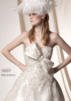 ロレッタ【LOLETTA Angelique】ウェディングドレス