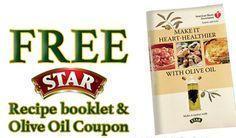 free olive oil recipe book